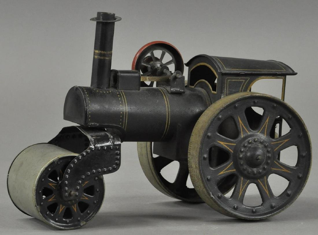 EUROPEAN TIN TRACTION STEAM ROLLER - 3
