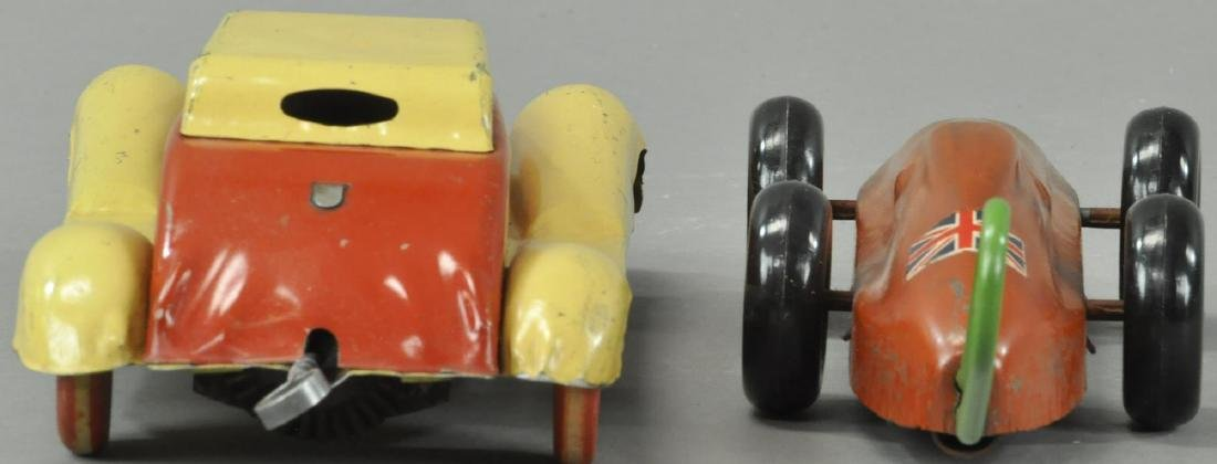 TWO SWING POWERED AUTOS - ENGLISH/BUFFALO - 4