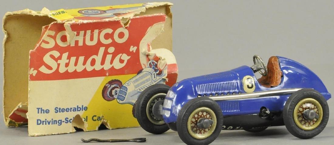 SCHUCO RACER WITH PARTIAL BOX