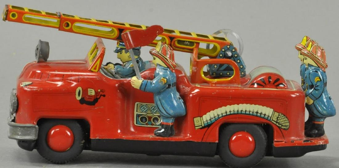 BOXED CRAGSTAN FLAG FIRE ENGINE - 3