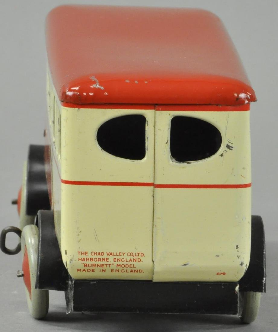 BOXED RED AND WHITE CHAD VALLLEY BUS - 3