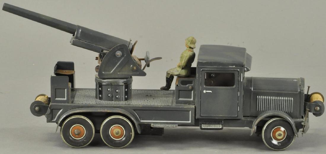 ANTI-AIRCRAFT ARMY TRUCK - 3