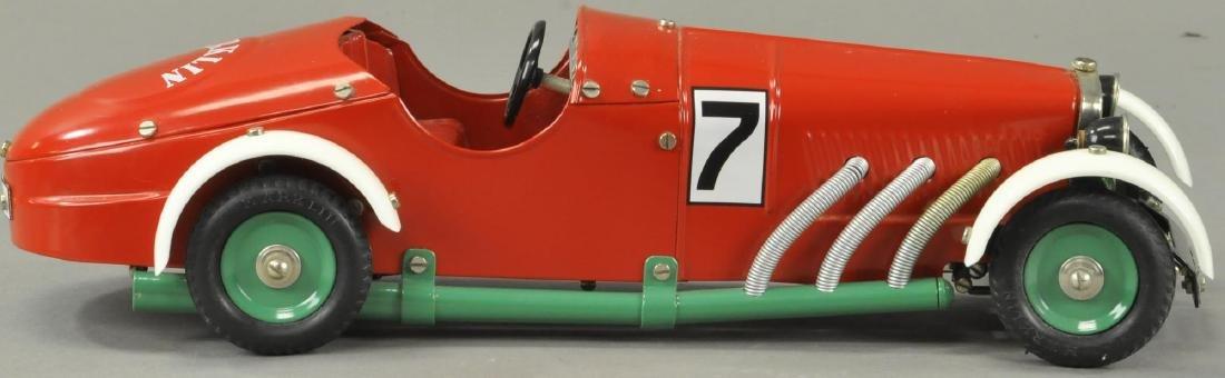 MARKLIN NUMBER SEVEN CLOCKWORK RACER