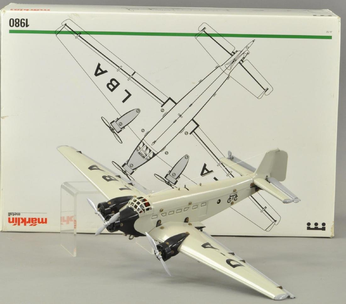 MARKLIN D-ALBA CONTEMPORARY AIRPLANE - 4