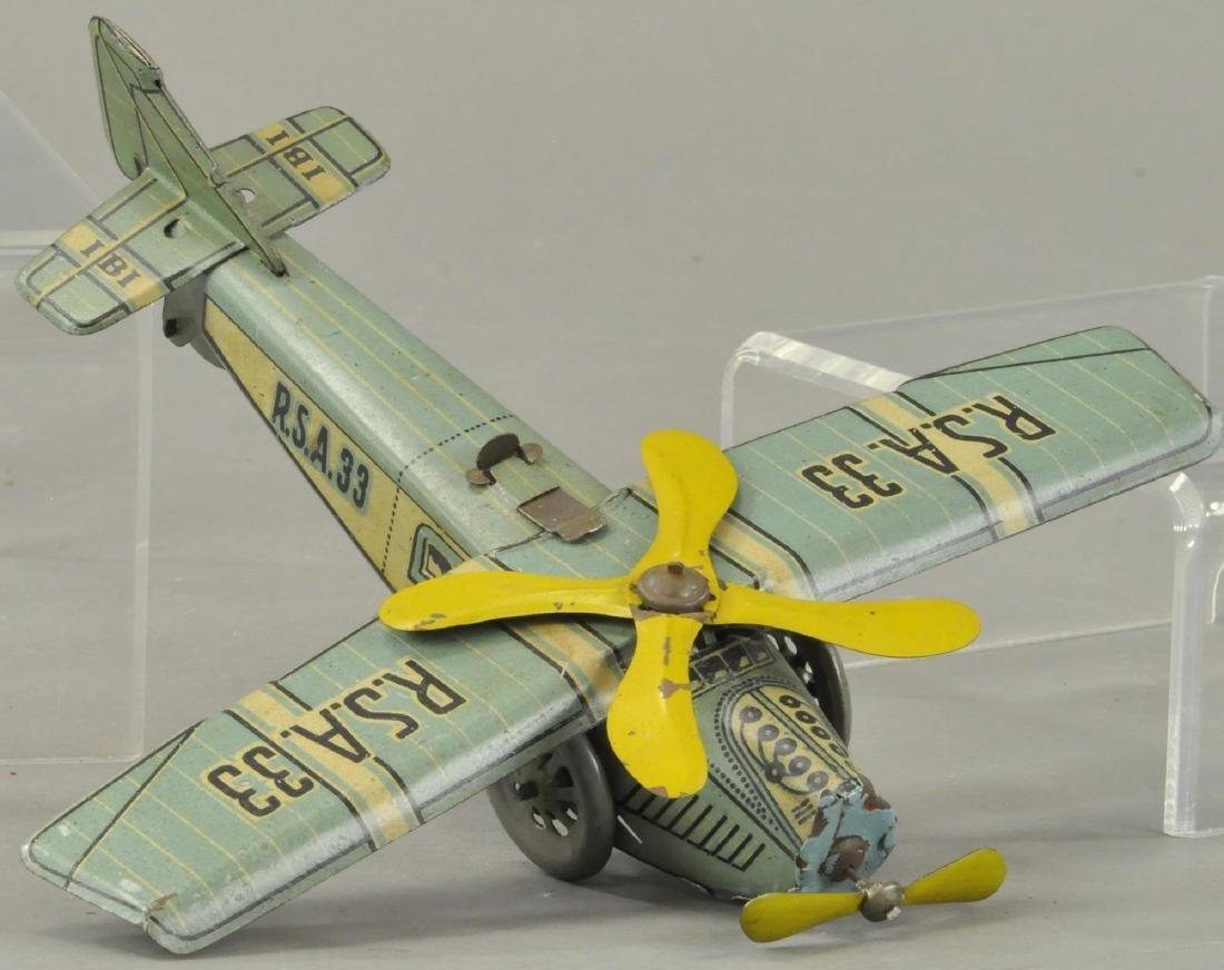 AUTOGYRO RSA 33 TIN AIRPLANE - 2