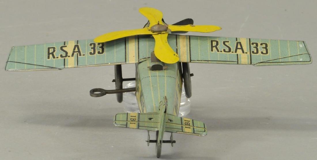 AUTOGYRO RSA 33 TIN AIRPLANE - 3