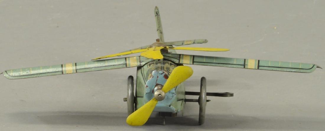 AUTOGYRO RSA 33 TIN AIRPLANE - 4