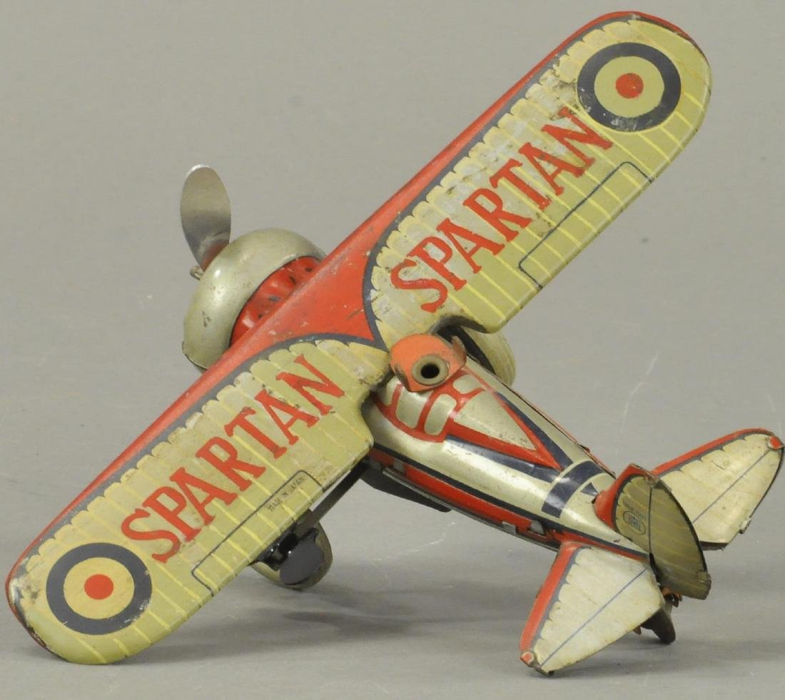 PREWAR JAPANESE SPARTAN AIRPLANE