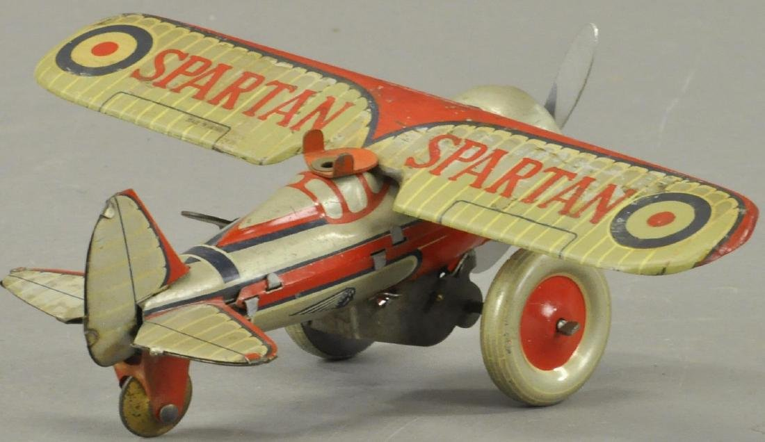 PREWAR JAPANESE SPARTAN AIRPLANE - 2