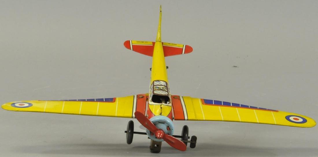BRITISH FLEET AIR ARM TRAINER PLANE - 2
