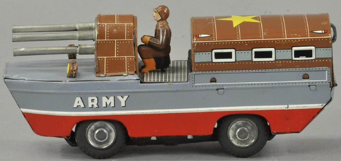 JAPANESE AMPHIBIOUS ARMY VEHICLE