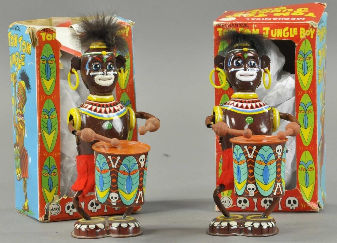 TWO BOXED MARX TOM TOM JUNGLE BOYS