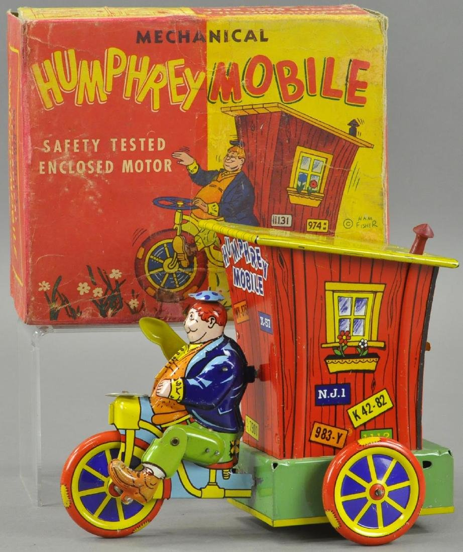 BOXED HUMPHREY MOBILE - WYANDOTTE