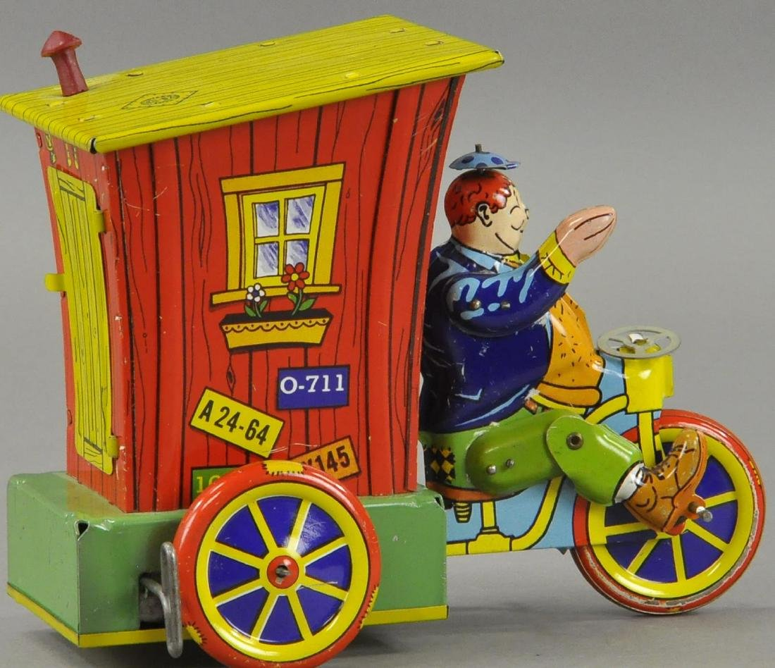 BOXED HUMPHREY MOBILE - WYANDOTTE - 2