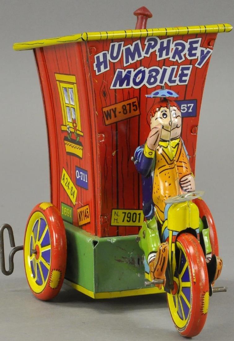 BOXED HUMPHREY MOBILE - WYANDOTTE - 3