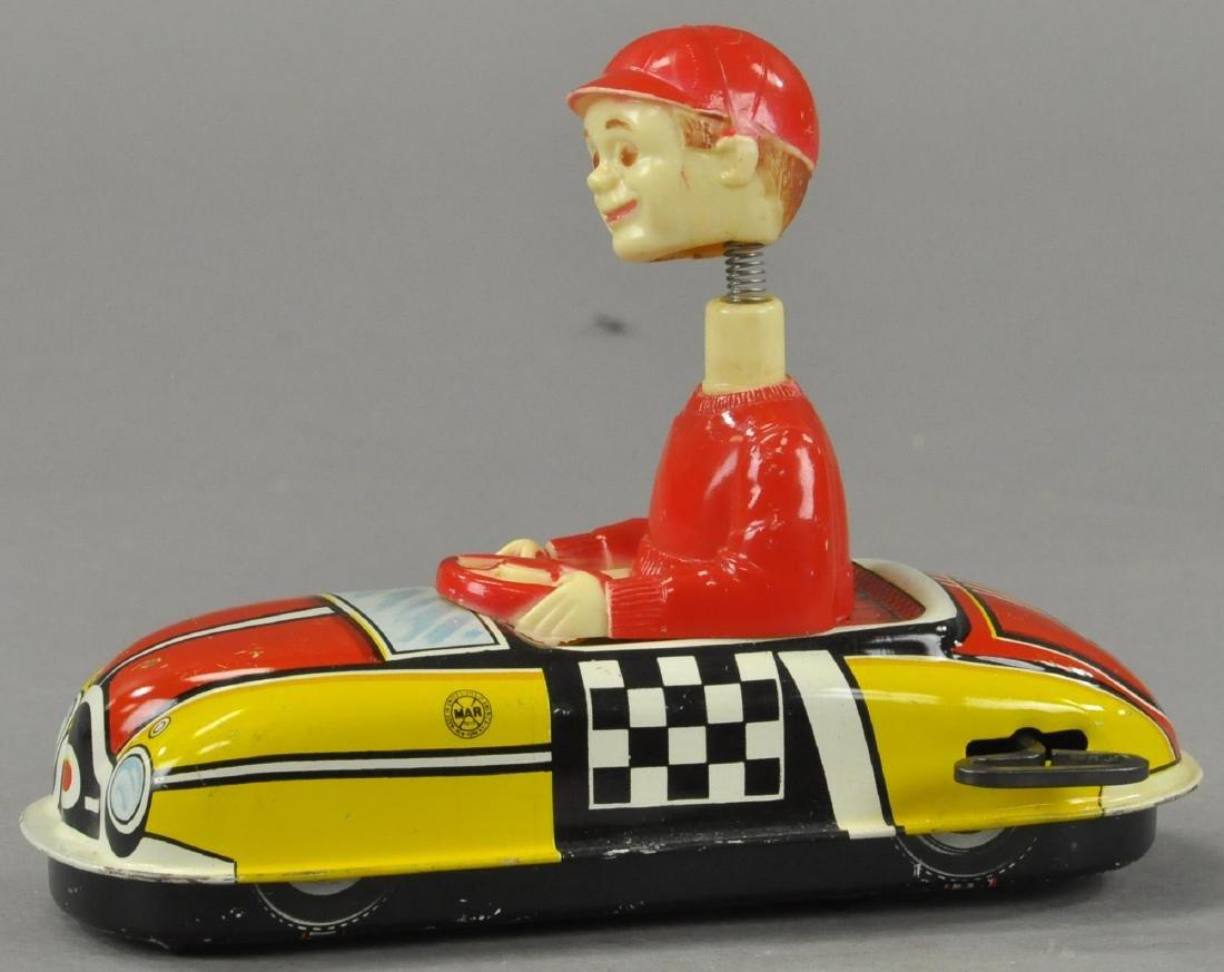 BOXED MARX CAREFUL JOHNNIE CAR - 3