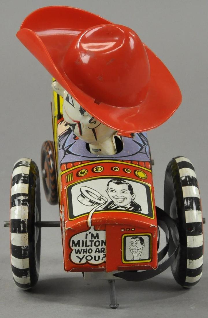 BOXED MARX MILTON BERLE COWBOY CAR - 3