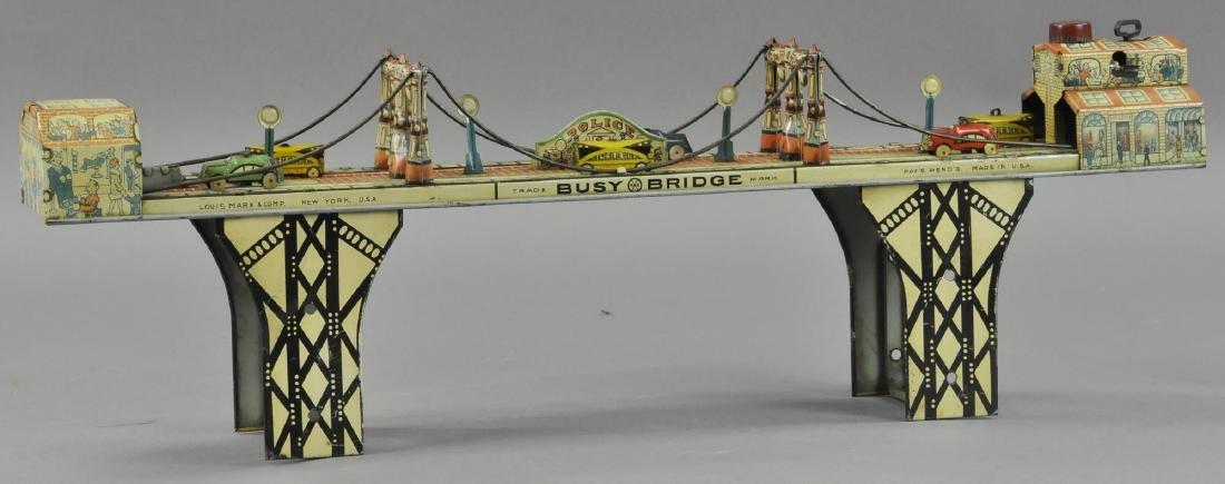 MARX BUSY BRIDGE