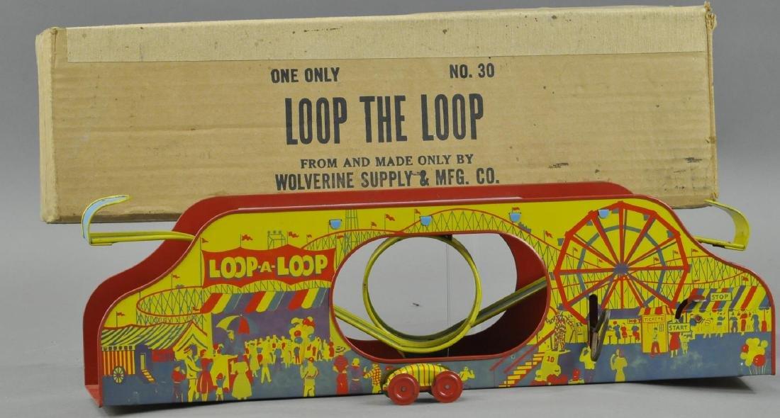 BOXED WOLVERINE LOOP THE LOOP