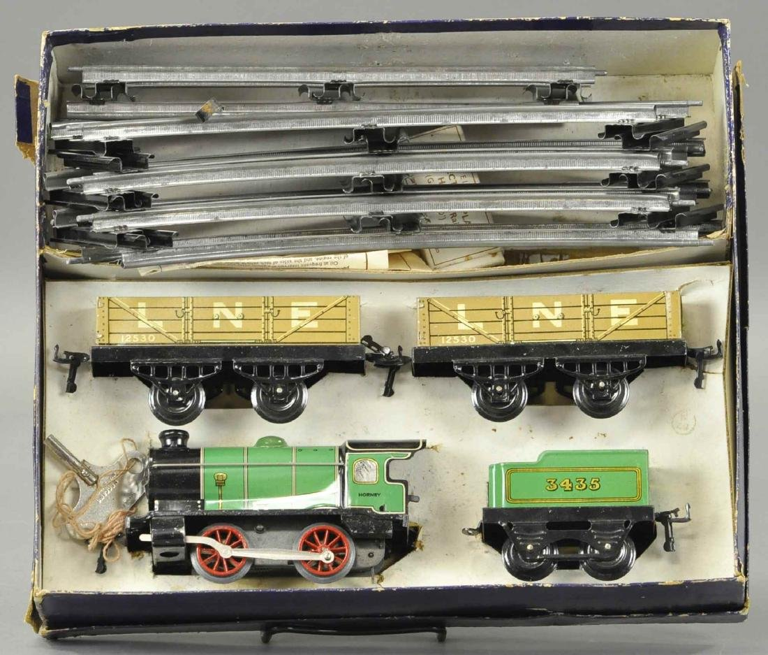 BOXED HORNBY TRAIN SET