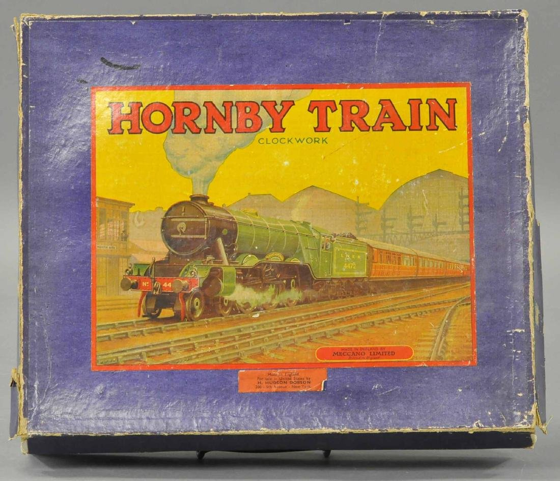 BOXED HORNBY TRAIN SET - 2