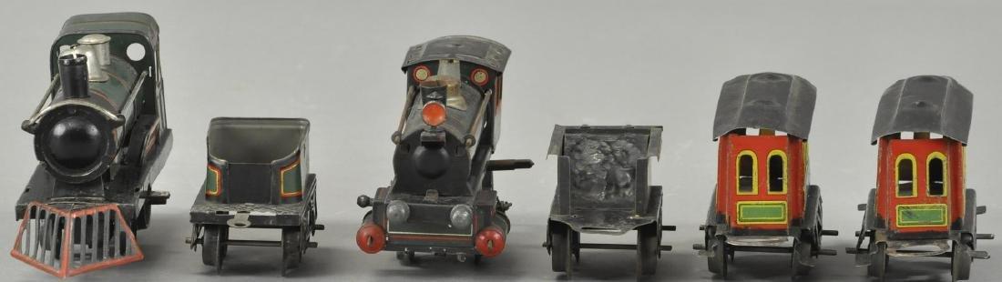 KARL BUB PASSENGER SET AND US MARKET LOCOMOTIVE - 3