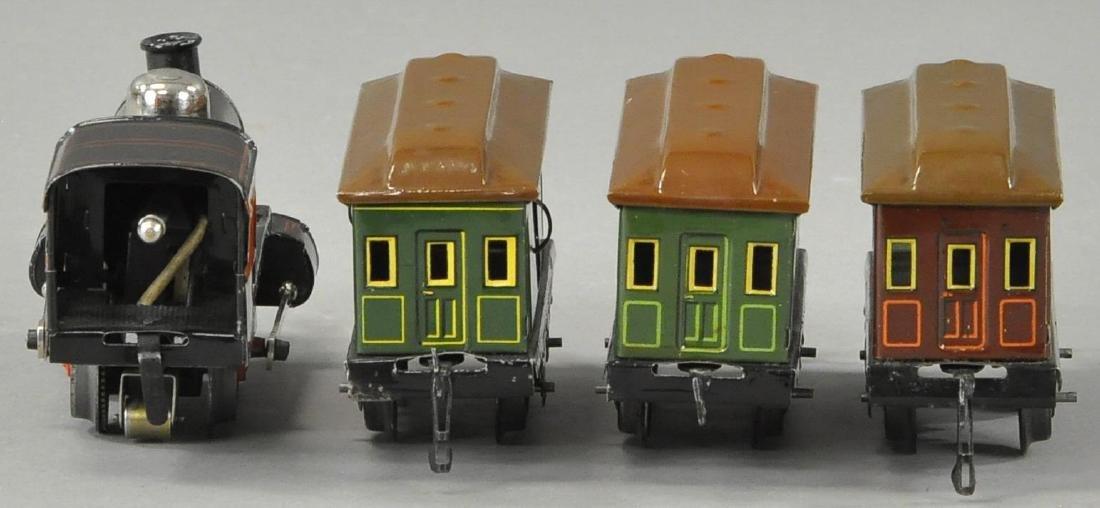 BING PASSENGER TRAIN SET - 4