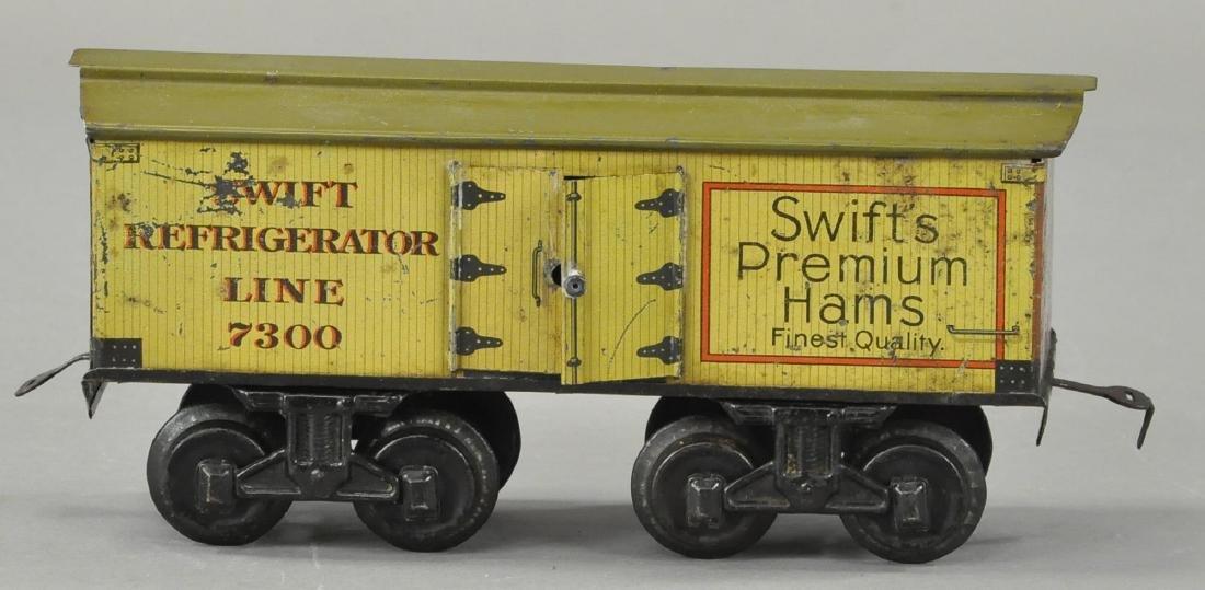 BING STANDARD GAUGE SWIFT'S BOX CAR