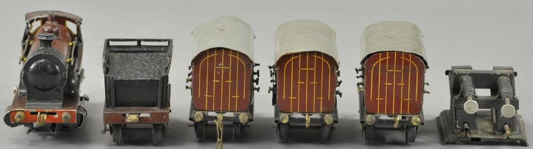 BING BRITISH MARKET PASSENGER SET AND HYDRAULIC BU - 3