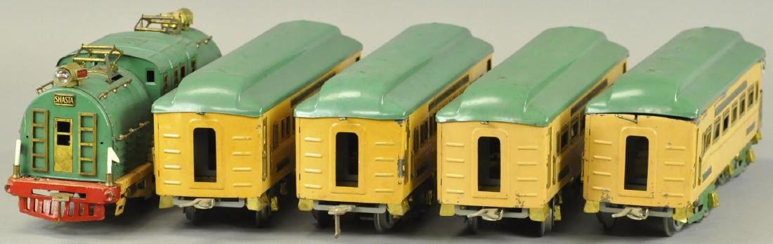 AMERICAN FLYER WIDE GAUGE POCAHONTAS SET - 3