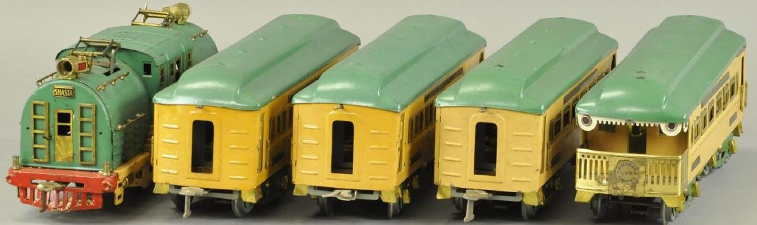 AMERICAN FLYER WIDE GAUGE POCAHONTAS SET - 4