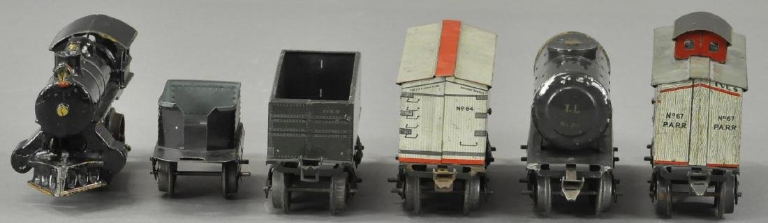 IVES STEAM FREIGHT SET - 3