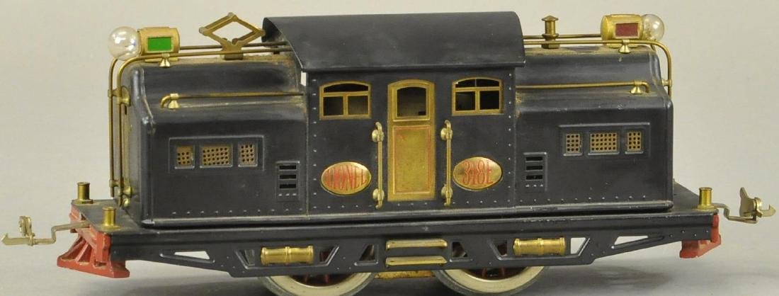 LIONEL STANDARD GAUGE #318E COAL TRAIN LOCOMOTIVE