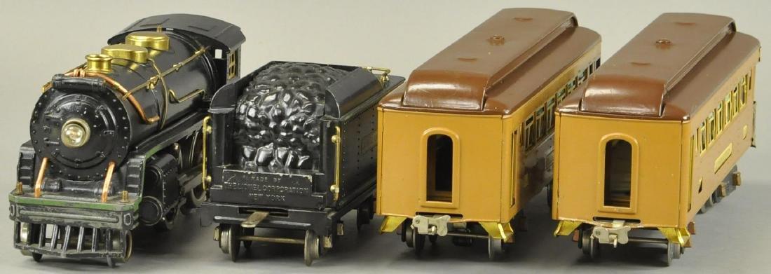 BOXED LIONEL STANDARD GAUGE #384 LOCO SET - 3