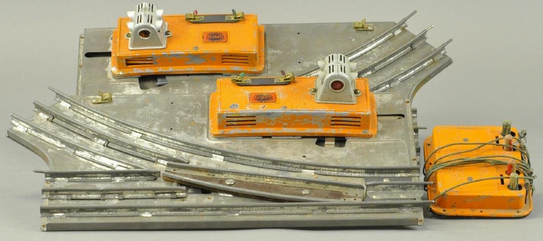 BOXED AMERICAN FLYER STANDARD GAUGE SWITCH TRACK - 3