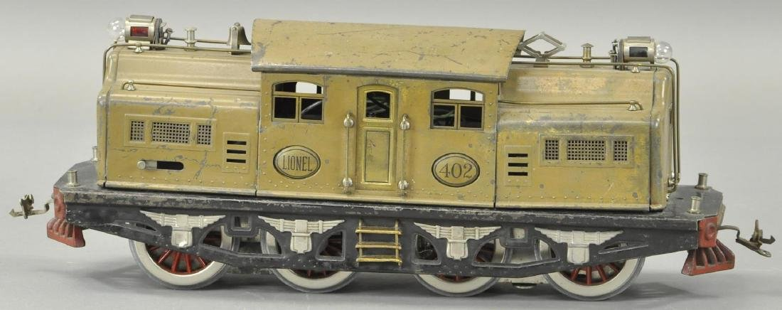 LIONEL 402 ELECTRIC LOCOMOTIVE