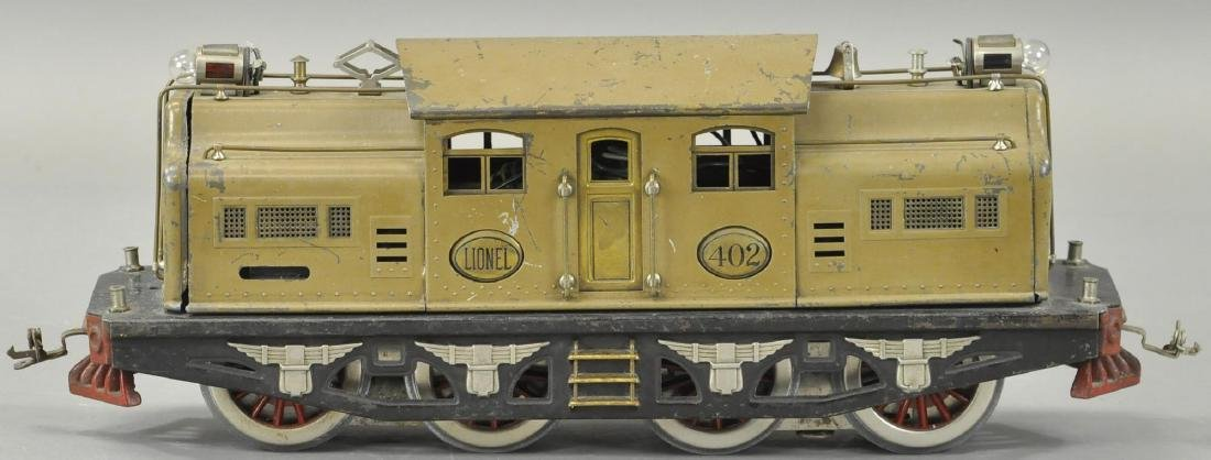 LIONEL 402 ELECTRIC LOCOMOTIVE - 3