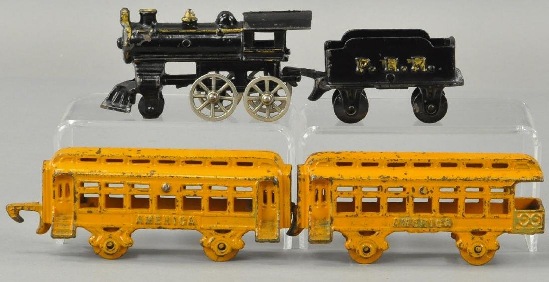 HUBLEY AMERICA FLOOR TRAIN - 2
