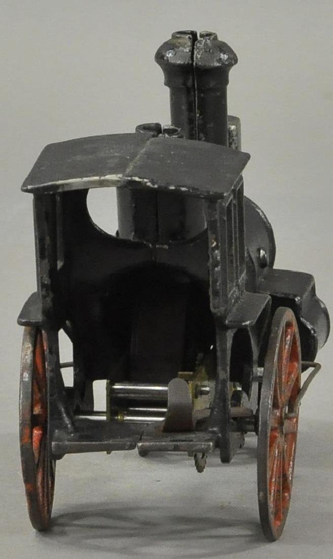 EARLY CLOCKWORK CARPENTER FLOOR LOCOMOTIVE - 4