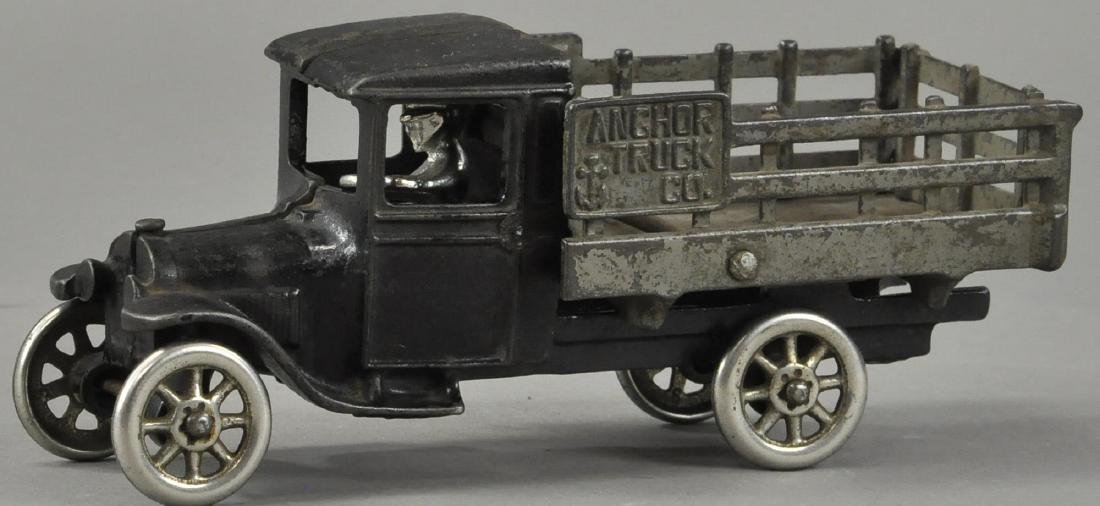 NORTH & JUDD ANCHOR TRUCK CO TRUCK - 2