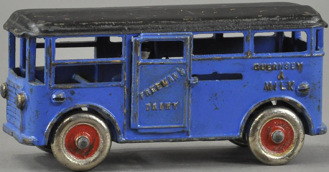 DENT VALLEY VIEW DAIRY TRUCK