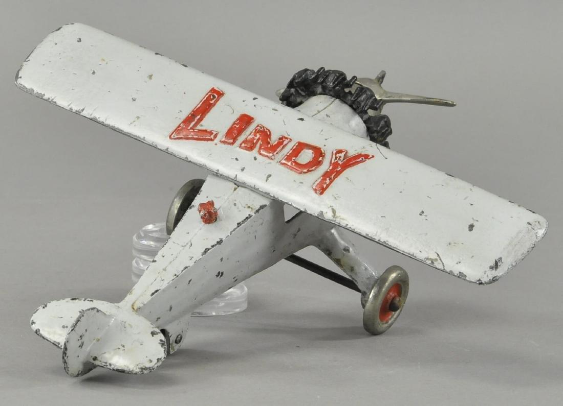 HUBLEY LINDY AIRPLANE