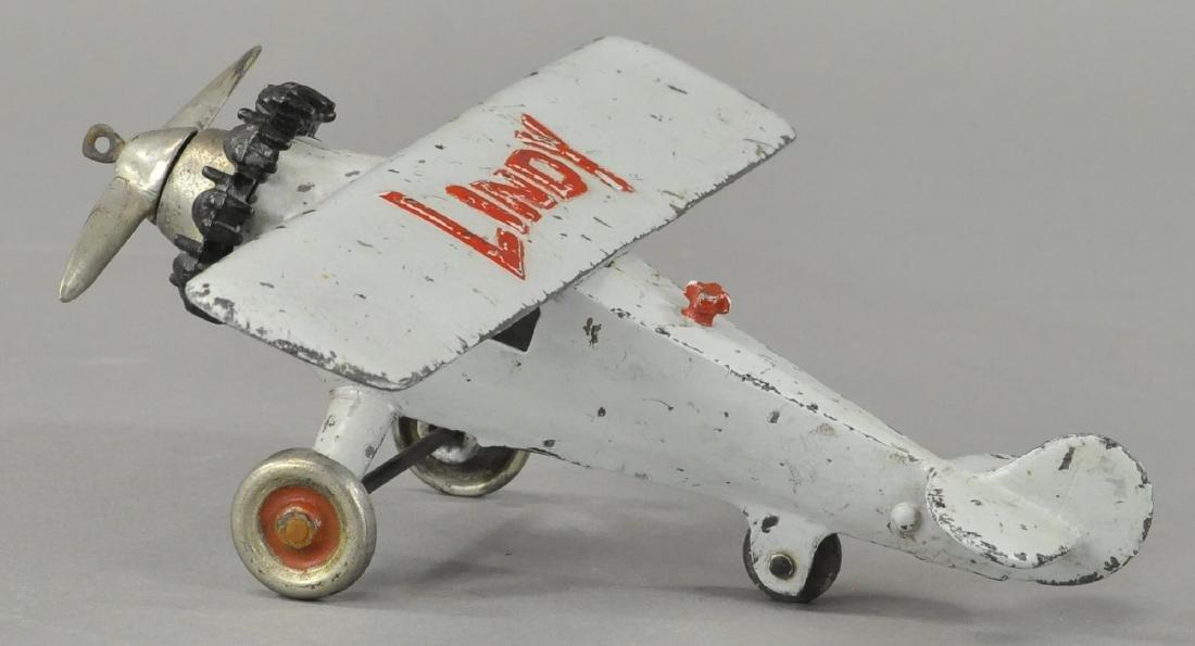 HUBLEY LINDY AIRPLANE - 3