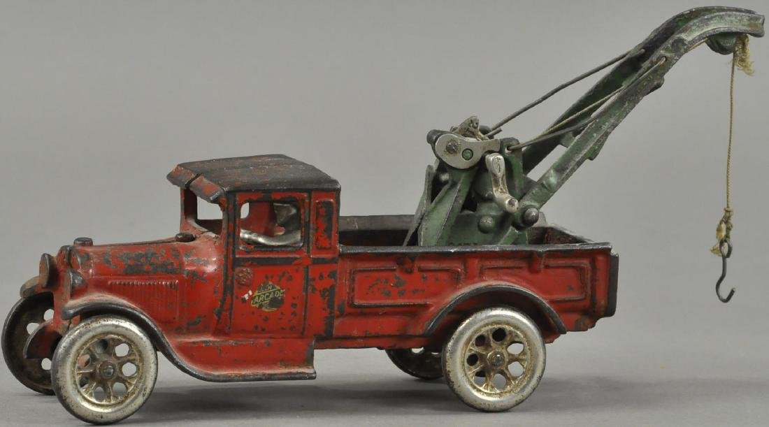 ARCADE MODEL A FORD WRECKER