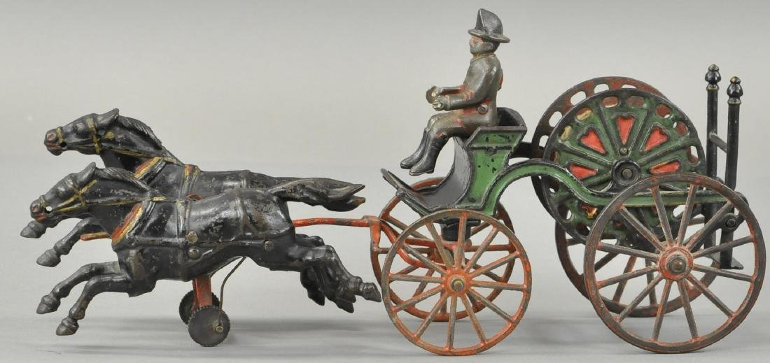 HORSE DRAWN HOSE REEL - PL/WILKINS - 2