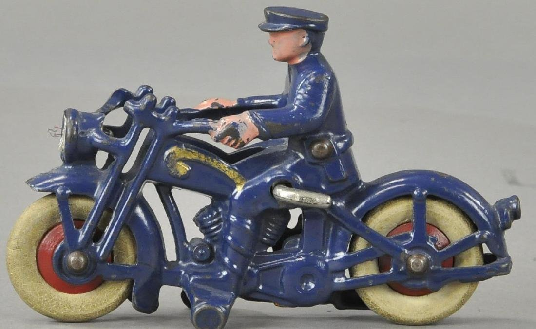 HUBLEY POLICE CYCLE ELECTRIC HEALIGHT