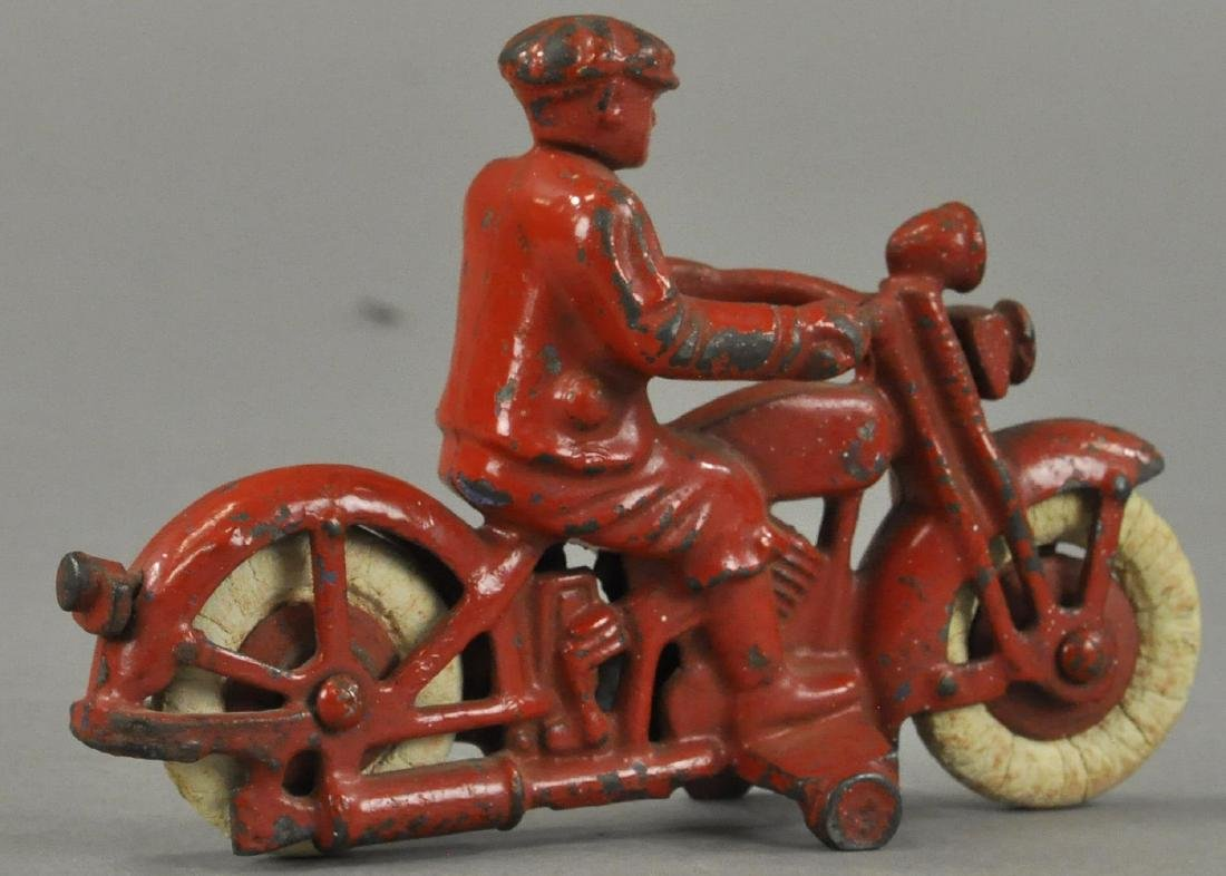 HUBLEY HARLEY DAVIDSON MOTORCYCLE - 3