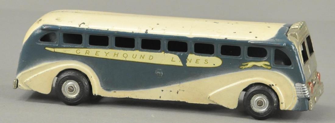 ARCADE GREYHOUND BUS