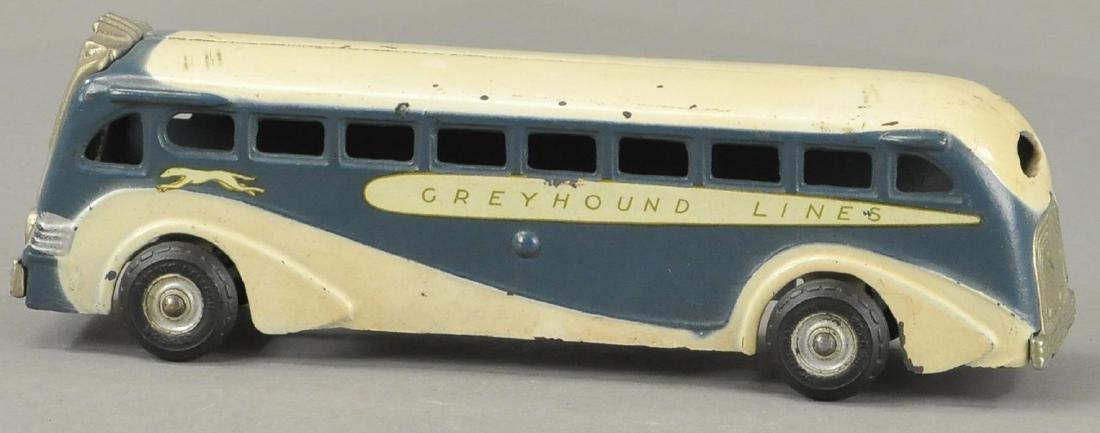 ARCADE GREYHOUND BUS - 3