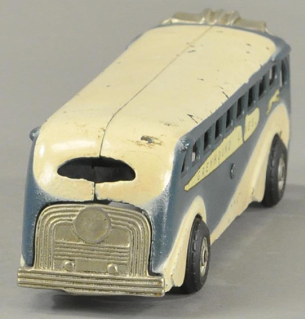 ARCADE GREYHOUND BUS - 4